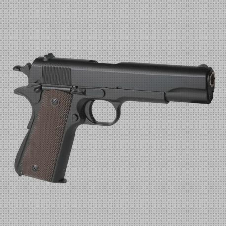 Todo sobre full airsoft airsoft pistola colt 1911 classic gbb full metal