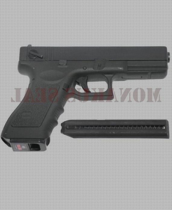Review de cyma airsoft airsoft pistola glock18c cyma
