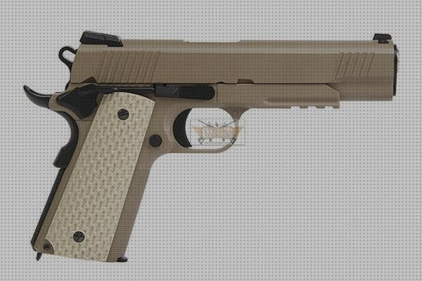 Review de desert airsoft desert warrior airsoft pistola