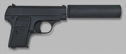 Todo sobre eagle airsoft golden eagle pistola airsoft aire suave metal negra