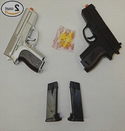 Review de kit airsoft pistola