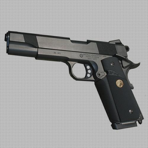 Review de airsoft pistolas marui