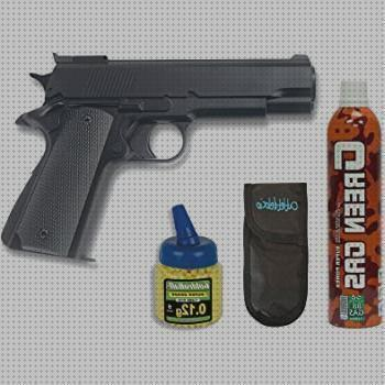 Las mejores hfc airsoft pack pistola airsoft hfc g16 gas