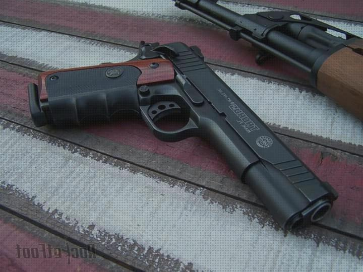 Review de pistola airsoft 1911 taurus