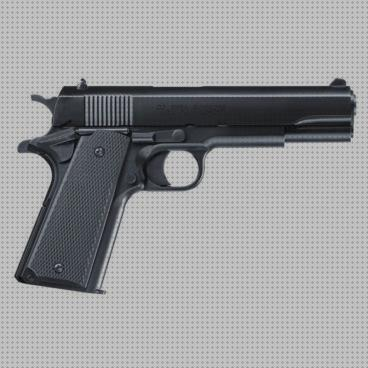 Las mejores 1911 airsoft pistola airsoft browning 1911 cal 6mm