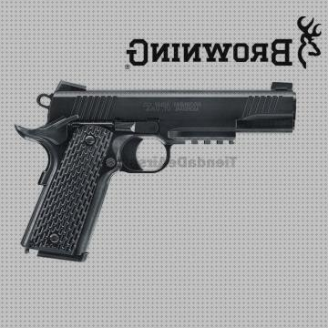 Review de pistola airsoft browning 1911 cal 6mm