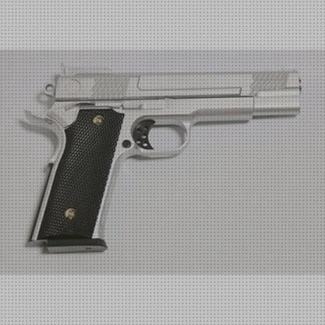 Todo sobre 1911 airsoft pistola airsoft browning 1911 spring 6mm abs