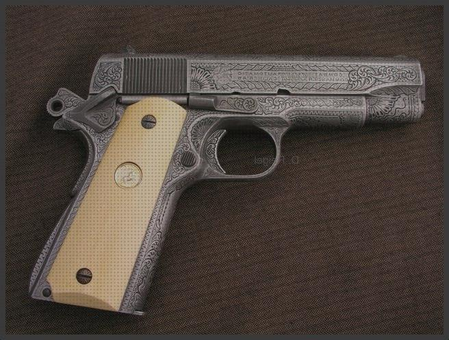 Review de 1911 airsoft pistola airsoft colt 1911 combat commander