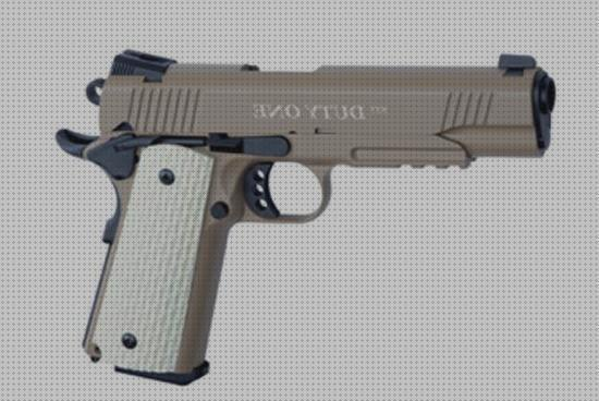 Review de desert airsoft pistola airsoft de gas sti duty one desert