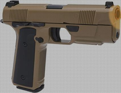 Todo sobre gbb airsoft pistola airsoft gbb g18c hop up metal slide asg