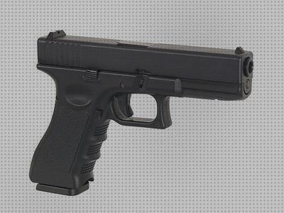 Todo sobre glock airsoft pistola airsoft gbb green gas glock r17 army armament