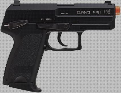 Review de blowback airsoft pistola airsoft hk usp gbb gas blowback