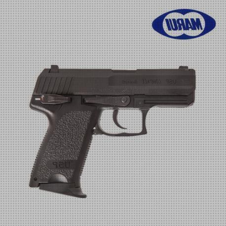 Opiniones de blowback airsoft pistola airsoft hk usp gbb gas blowback