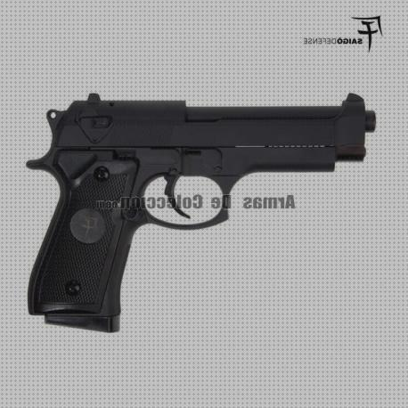 Review de full airsoft pistola airsoft muelle full metal