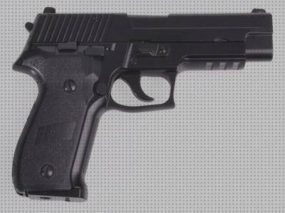 Todo sobre co2 airsoft pistola airsoft p226 kjw co2 6mm full metal