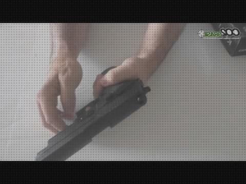 Review de co2 airsoft pistola airsoft p226 kjw co2 6mm full metal