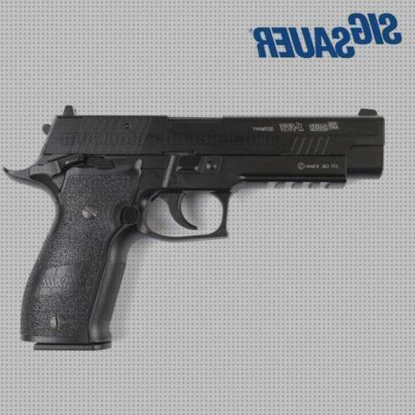 Review de co2 airsoft pistola airsoft sig sauer co2 blowback