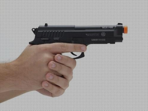 Opiniones de co2 airsoft pistola airsoft taurus pt92 co2 full metal 6mm slide fixo