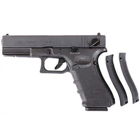 Todo sobre glock airsoft pistola airsoft we glock 18c slide metal gbb full auto