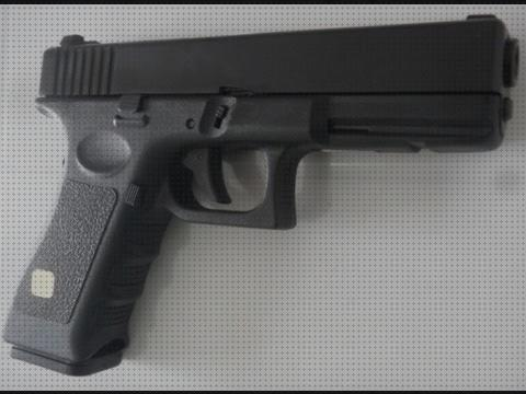 Review de glock airsoft pistola airsoft we glock 18c slide metal gbb full auto