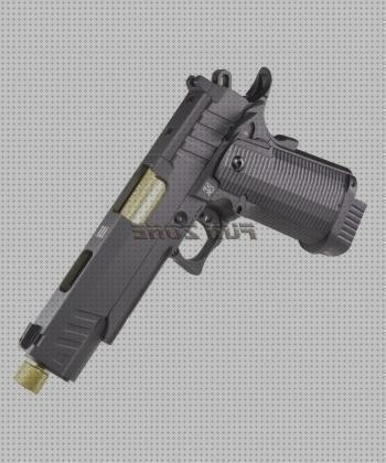 Review de co2 airsoft pistola co2 blow back airsoft