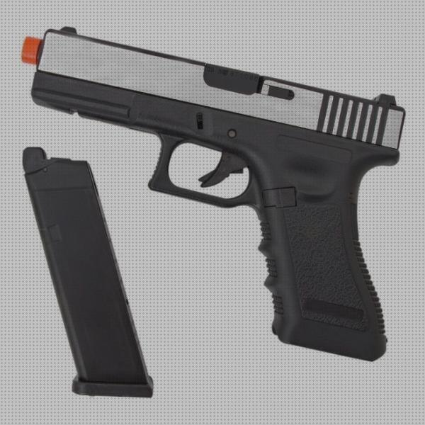 Review de gases glock airsoft pistola de airsoft a gás gbb green gas glock r17