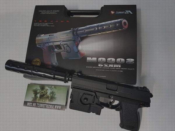 Review de pistolas airsoft pistola de airsoft mas valorada