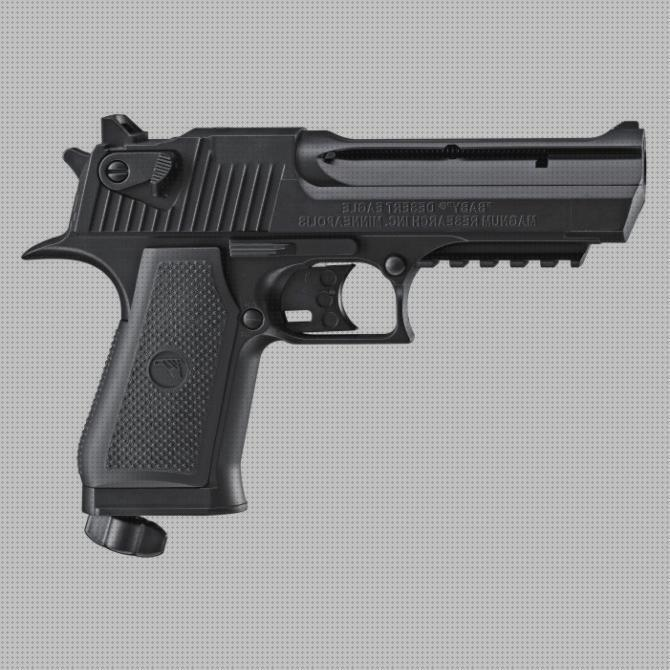 Review de co2 balines pistola desert eagle de balines y co2