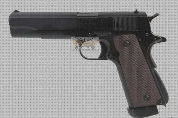 Todo sobre metales full airsoft pistola full metal airsoft 1911