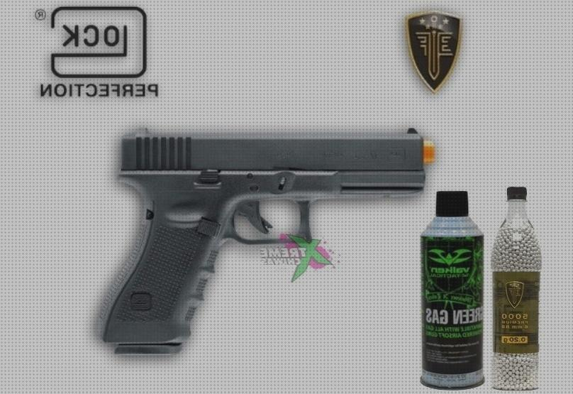 Review de pistola gas bbs