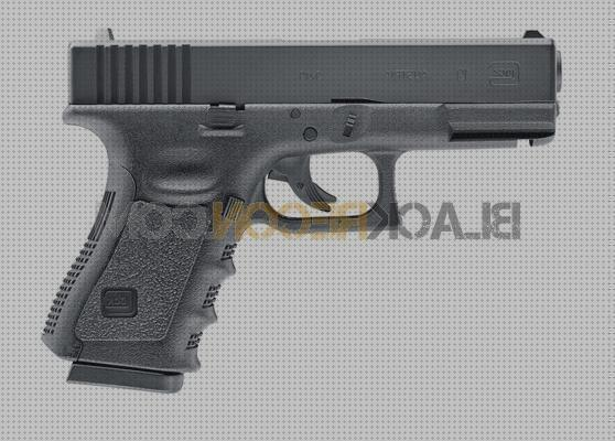 Review de blowback airsoft pistola glock 19 blowback 6mm gas airsoft