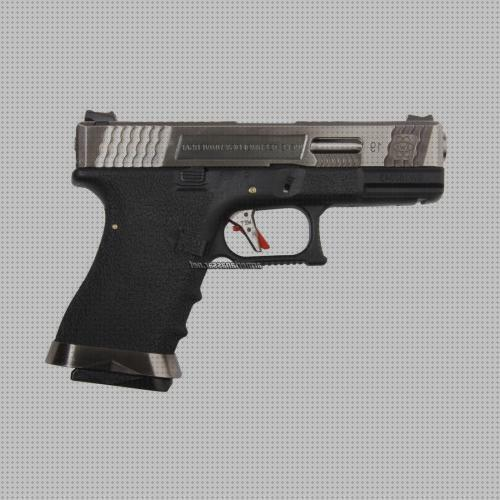 Review de glock airsoft pistola glock 19 t7 corredera metalica airsoft gas 6mm