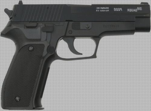 Review de balines airsoft pistola sig sauer p226 6mm metal airsoft balines