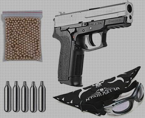 Review de co2 pistola sig sauer sp2022 gas co2 calibre 4 5