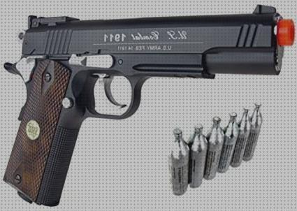 Review de co2 airsoft pistola special combat 1911 airsoft co2