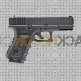 Review de pistolas airsoft con blowback baratas