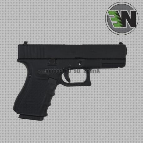 Review de airsoft pistolas blowback