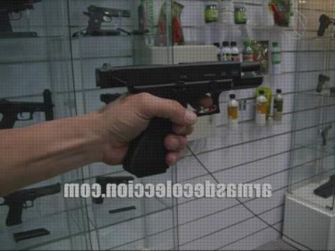Review de pistolas airsoft pistola airsoft con retroceso