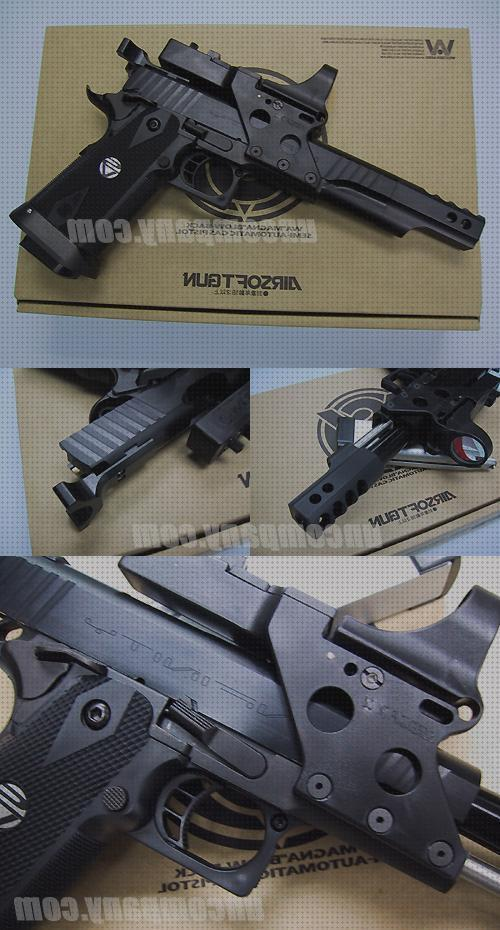 Review de airsoft ipsc