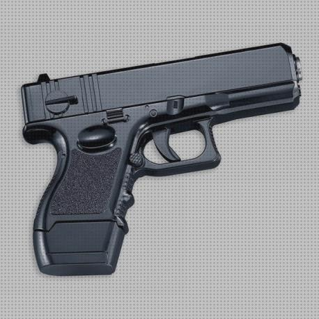 Review de spring airsoft pistola airsoft metal spring