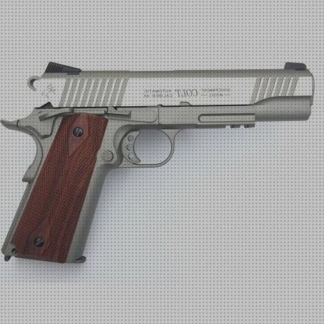 Review de 1911 airsoft pistola colt 1911 railk airsoft