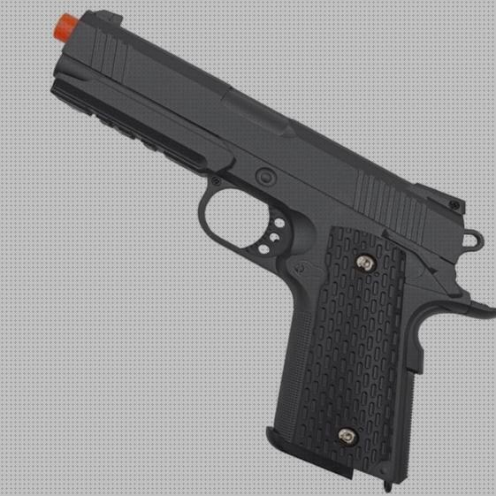 Review de metales full airsoft pistola full metal airsoft 1911