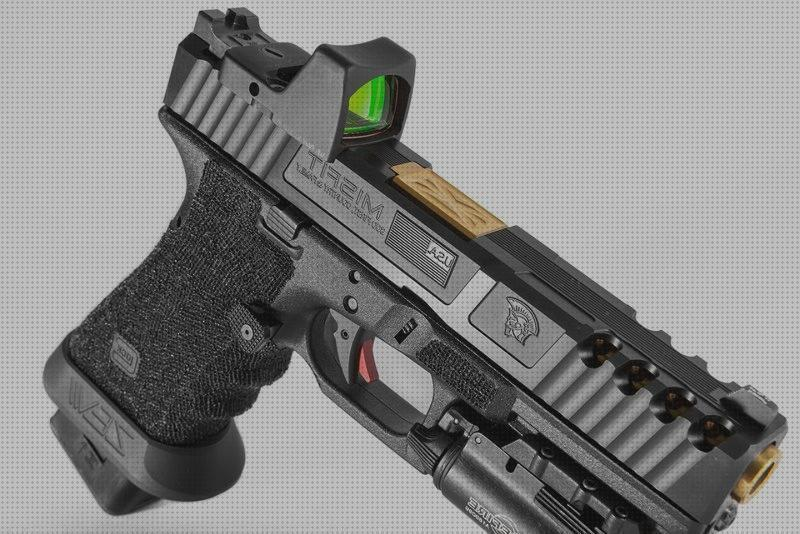 Review de glock airsoft pistola glock airsoft custom