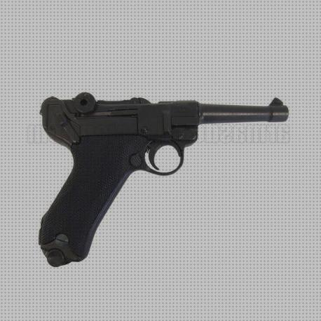 Review de 9mm airsoft pistola luger 9mm airsoft