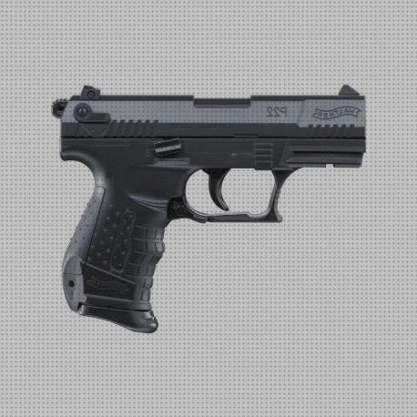 Review de walther airsoft pistola walther p22 airsoft