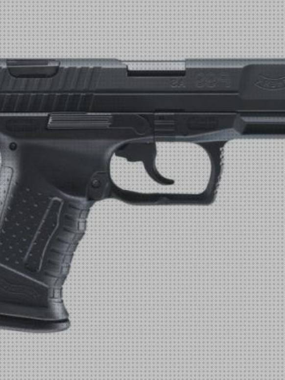 TOP 8 pistolas airsoft walther