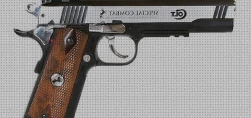 Los 8 Mejores Airsoft Pistola Colt 1911 Classic Gbb Full Metal