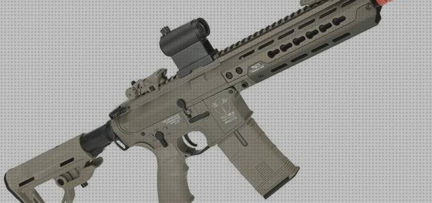 TOP 4 Ics M16a3 Electrico Airsoft Rifle Aeg