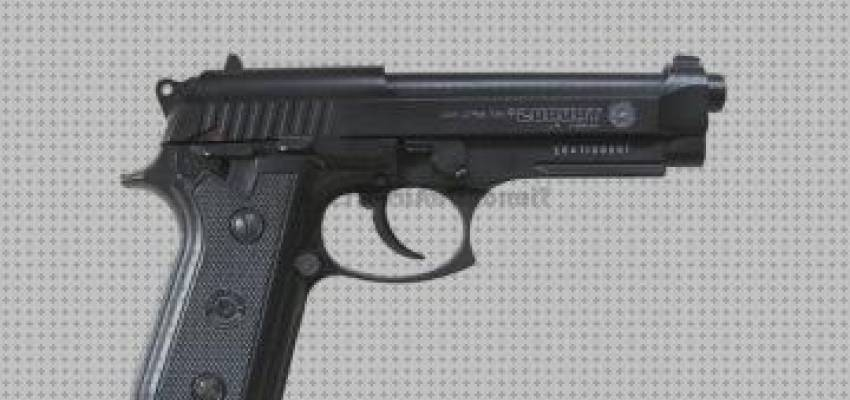 6 Mejores Pistola Airsoft Automatica Full Metal
