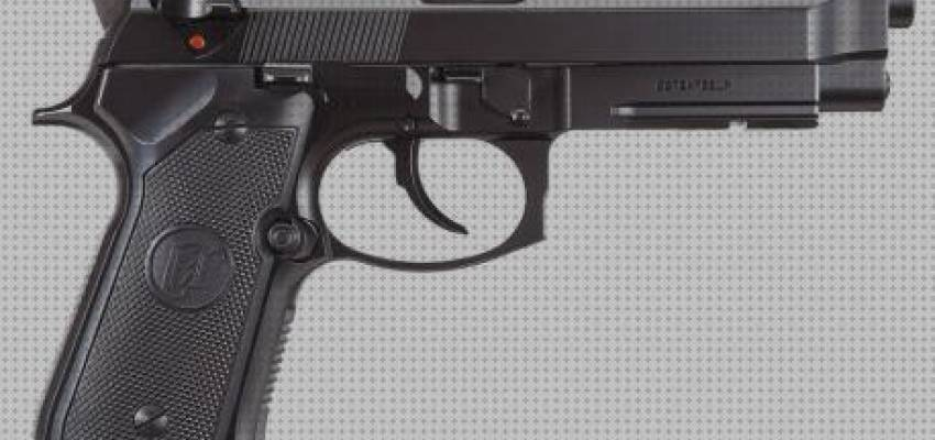 TOP 10 Pistolas Airsoft Beretta M9 Gbb Co2 Full Metales